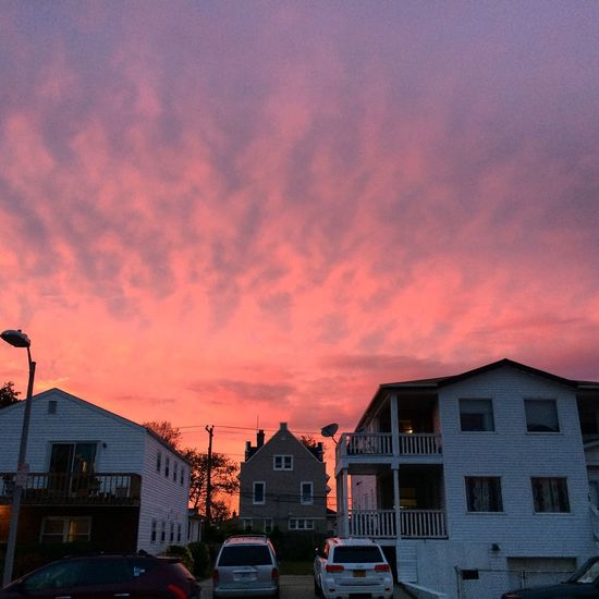 Sunset At Long Beach, NY Beautiful Sky Visualmagic EyeEm Best Shots