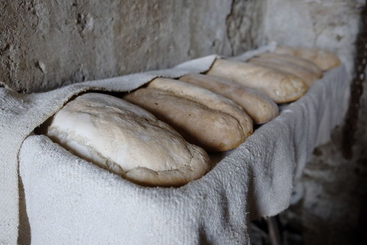 homemade bread loaves Loaves Homemade Food Close-up Freshness Food And Drink No People Still Life Indoors  Wellbeing Raw Food Healthy Eating Focus On Foreground Preparation  White Color Bread Day Preparing Food Market Nature
