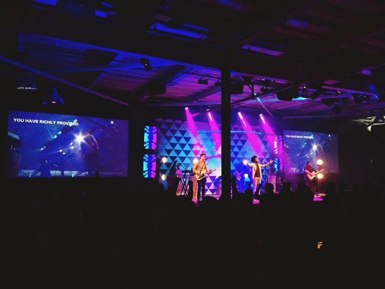 JRNYchurch JRNY2015 Worship