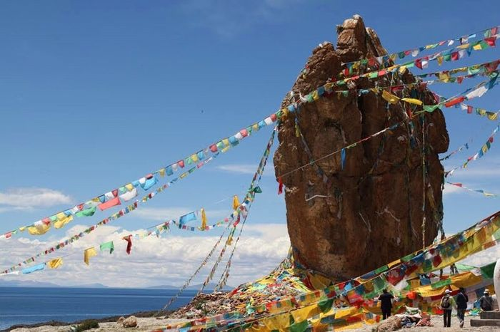 China's Tibet Namtso