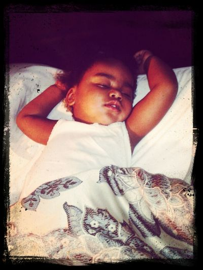 She Knocked Out