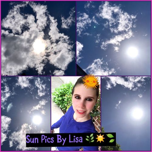Embracing the morning Sun 🌤☀️🌤 Morningsun Goodmorning Saturdaymorning Startingtheday Sunshine Clouds Morningskies MyPhotography Snapshots Collage Selfie ☀️🌤🌤 Helloworld🙌