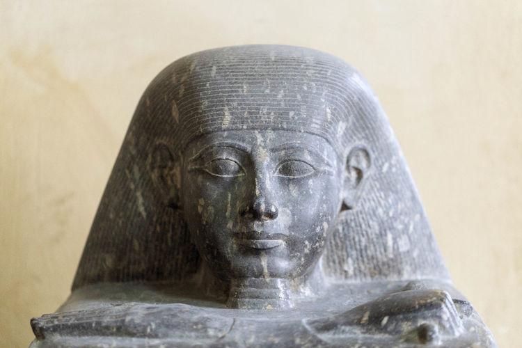 Ancient Ancient Civilization Artifact, ArtWork Egyptian Egyptian Statue Egyptology History Human Representation Original Artwork Pharahos Statue Pharaohs Representation Sculpture Statues