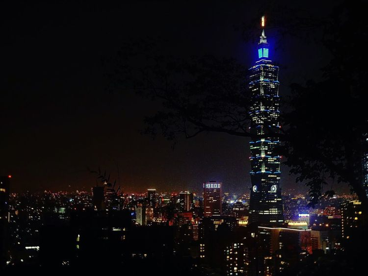 臺北101 Taiwan Taipei Taipei,Taiwan 101 101 Taipei Night City Sky No People 戶外 台灣 攝影 The Week On EyeEm EyeEmNewHere