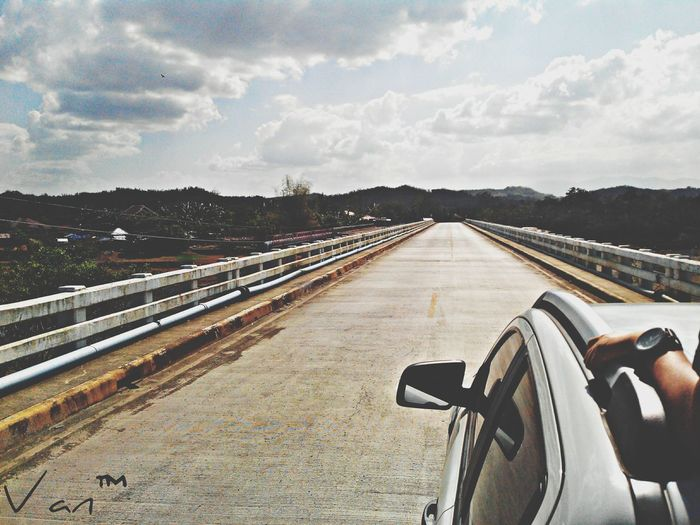 The Traveler - 2015 EyeEm Awards Roadtrip Adventurebegins Maasin,iloilo Ph