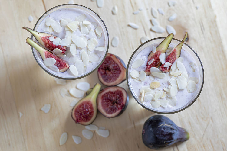Fig Mousse