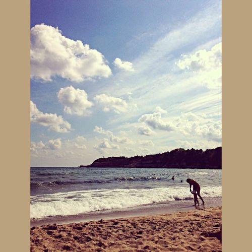 Relaxing ?☀️