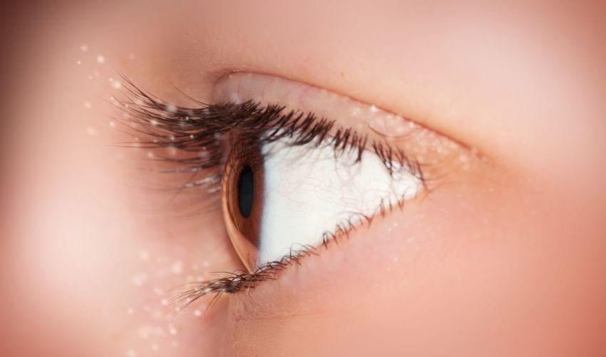 Eyelash Human Eye Human Body Part Eyesight Beauty Close-up Adult People Females One Person Human Skin Eyelid Sensory Perception Eyebrow Human Face Make-up Beautiful People Beautiful Woman Iris - Eye Eyeball My Best Photo