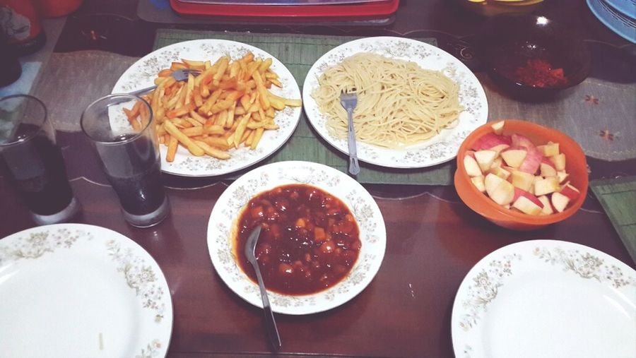 Best dinner made only for two ???? Food Food Porn Dinner Pasta