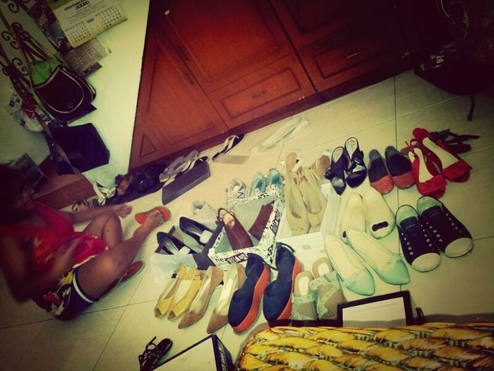 Shoes Attact