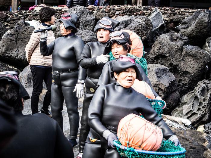 On Jeju Island