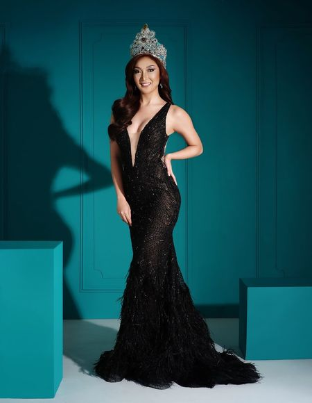 Miss Earth 2018 Fashion Clothing One Person Dress Women Beauty Glamour