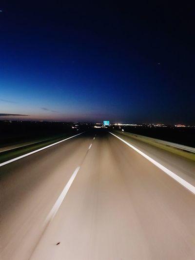 Road Car Highway
