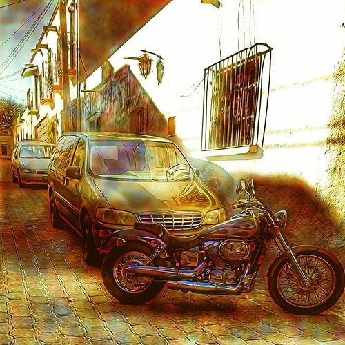 No People Motocycle Stationary Myedit😌 My.fantasy😁 Hello Word ✌ EyeEm Gallery Getting Inspired Eye4photography  Tadda Community My Fantasy Messico