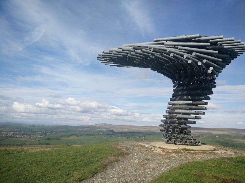 Singingringingtree Burnley Sculpture Public Art Panopticon
