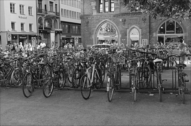 Munich Black & White