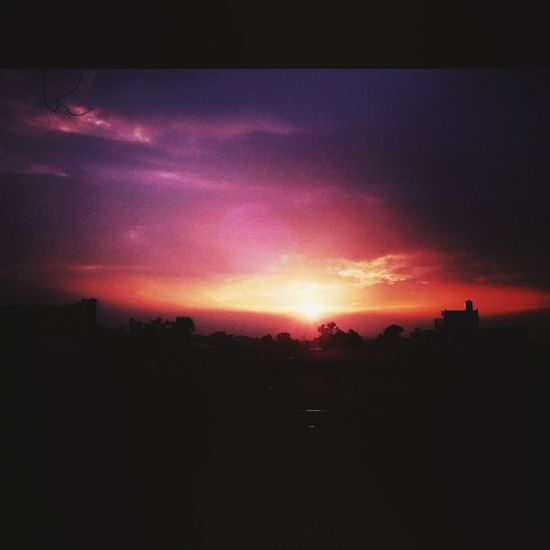 Beautiful Sunset Golden Hour PhonePhotography Sanpablo