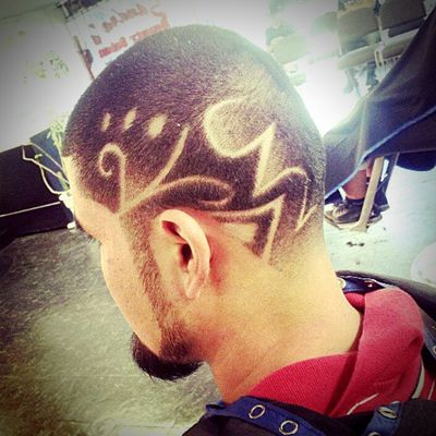Barberlife Barbershop TaperFade Hairdesing Wahlclippers Fade Fresh First Eyeem Photo Texas Dallas