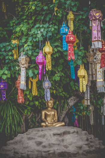 A walk in Chiang Mai ASIA Buddha Chiang Mai | Thailand Monk  Statue Streetphotography Temple Thailand