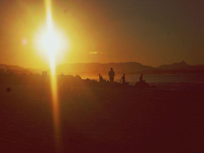 Sunset Byronbay