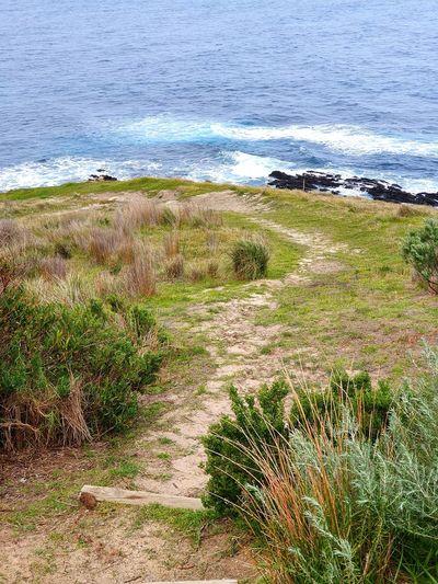 path Water Sea