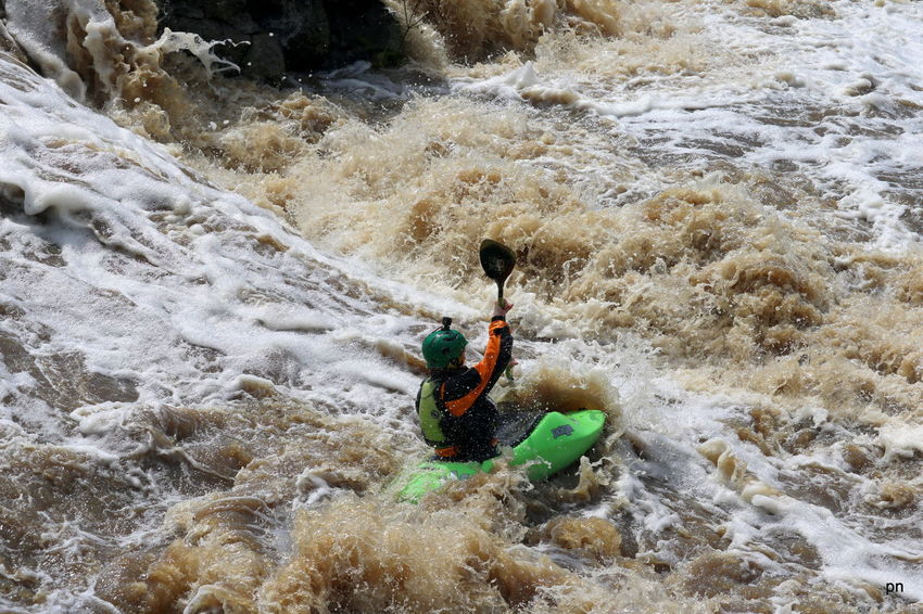 Adrenaline Junkie Day Enjoyment Flood Flood Waters  Fun Green Hobby Kyaking Motion Multi Colored Nature Non-urban Scene Outdoors Rushing Water Scenics Splashing Sport Tourism Tranquility Water
