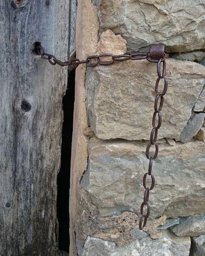 Chain Hanging