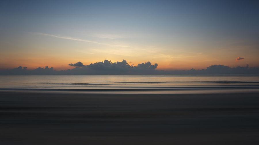 sunrise at