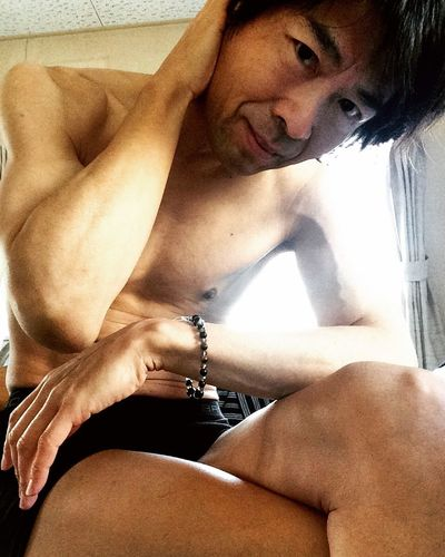 That's Me Thismorning Male Body MyRoom Self Portrait Selfie Justwokeup Keisuke