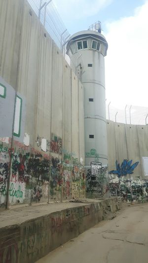 Architecture Building Exterior Day Outdoors No People Palestine Palestine, Israel, Palestinian, Israeli, Jew, Moslem, Islam, Middle East, Old City, Jewish, Palestinean Wall