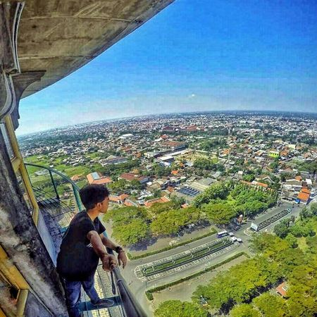 Sorry for my conduct @copyright2015 EyeEm Indonesia INDONESIA Goproorgohome Gopro GoPrography Goprooftheday Goprohero4 Sky High