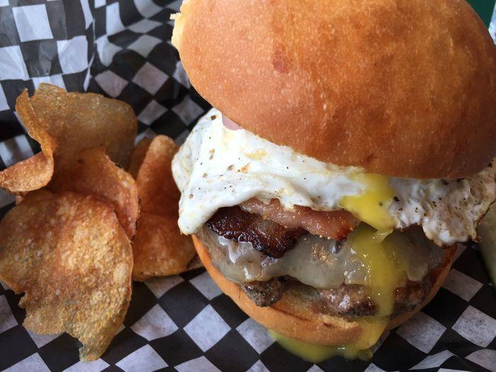 Rude boy burger Foodspotting