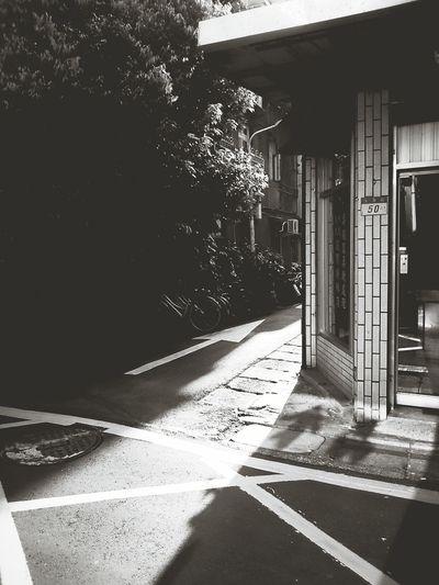 Blackandwhite Black And White Black & White Alley