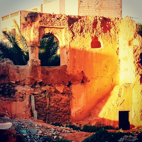Amazing Architecture Old But Awesome Monument Closed Morocco 🇲🇦 Day Morocco 青の街シャウエン مغرب