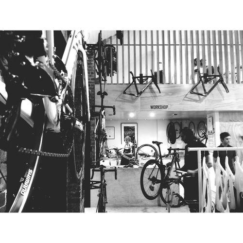 Bike Bicycle Bicycle Shop