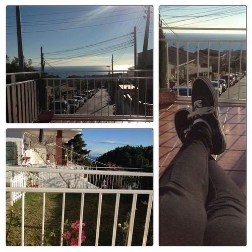 Chillin' #casayaya #relax #sun #music