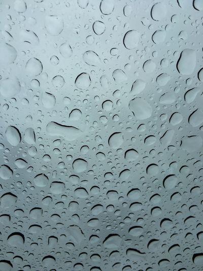 Wet Drop Rain Water Window RainDrop Abstract Rooftop Drops Droplet Droplets Drops Of Water