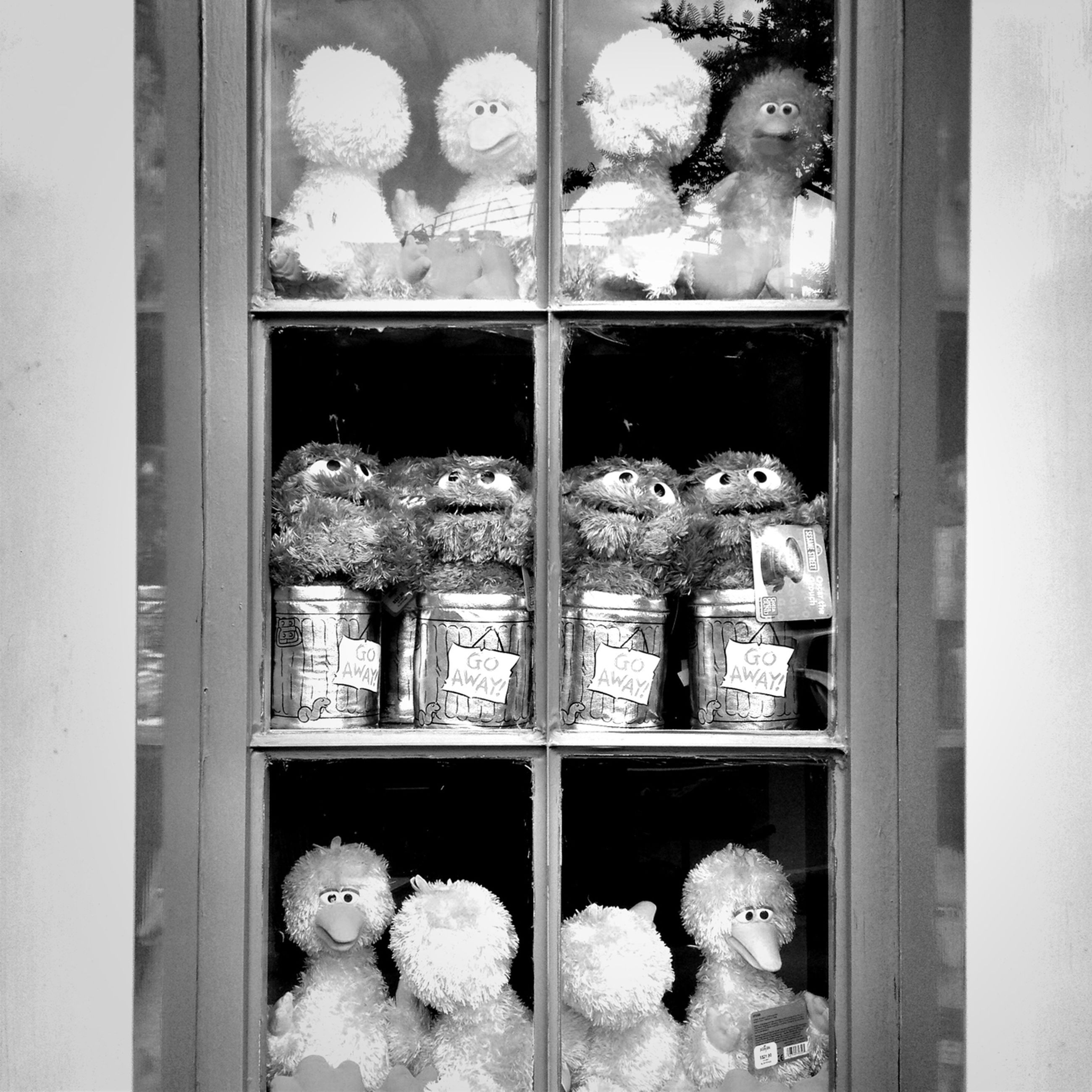 indoors, glass - material, transparent, window, variation, reflection, glass, still life, cold temperature, no people, abundance, close-up, home interior, store, choice, freshness, day, shelf, large group of objects, retail display