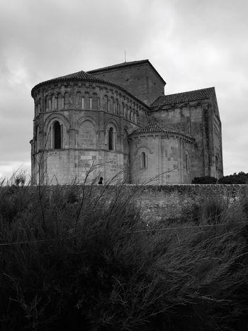 Blackandwhite Photography Church Oldchurch