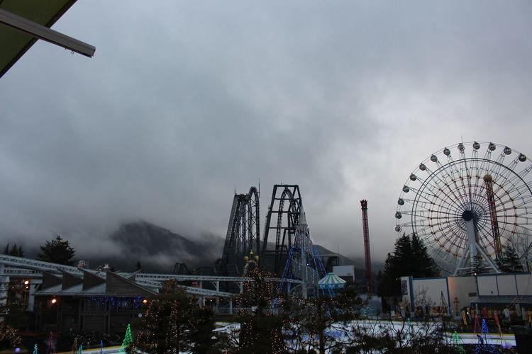 Attraction Big Eyes Cloud - Sky Day Fugi Big Eye Fugi Mist Fugi Vapo No People Outdoors Sky