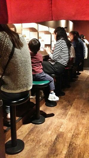 Ichiran Ramen Ramen Chain Delicious Food Booth Cubicle Tokyo Japan Travel Photography