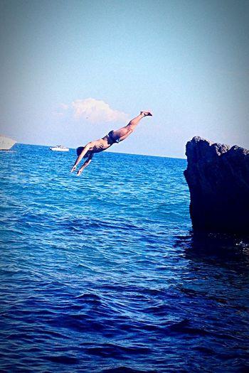 Saporedimare 😍 Mare Sole Spiaggia Estate Salerno Vietrisulmare Costiera Amalfitana Italia volare