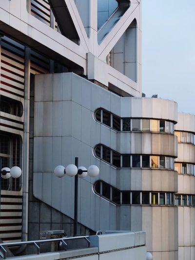 ICC BERLIN Berlin Architecture Berliner Ansichten Modernart Archilovers Structure No People Day Outdoors Modern Travel Destinations Travel