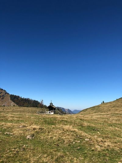 Sky Blue Land