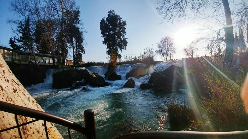 Tarsus, Turkey, Waterfall, South, Motion Tree Sunlight Outdoors Day Nature Waterfall Travel Destinations Vacations Beauty In Nature