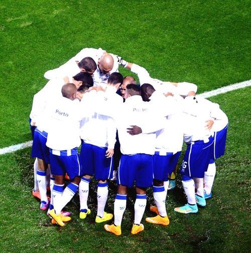 Amanhã juntos seremos mais fortes! 💙 FCPorto Championsleague Oporto Thebest Football Fc Bayern München Somosporto Love