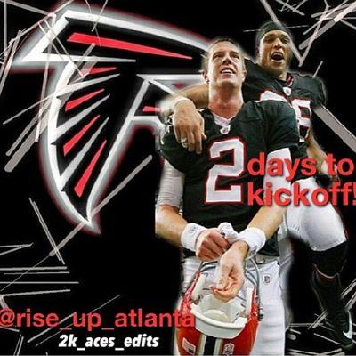 Falconsfriday the 1st one of the 2013 season