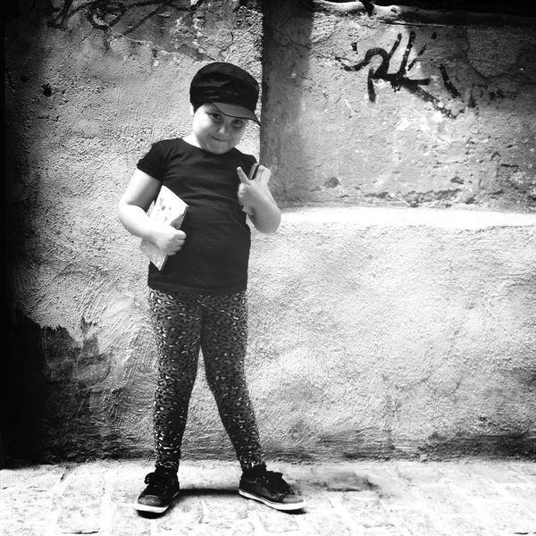 Actitud Littlerock Black And White Streetphotography