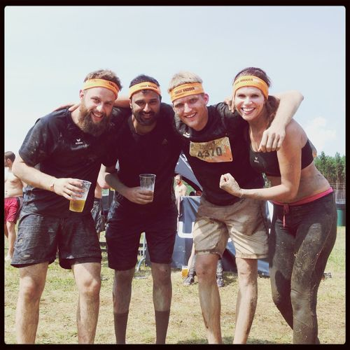 And After Tough Mudder