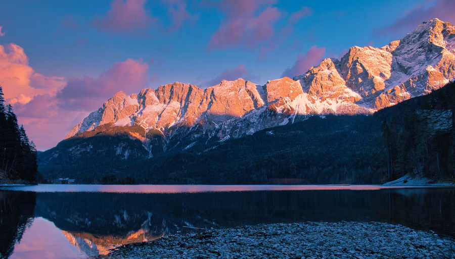 View from eibsee